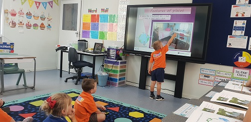 Activpanel improves learning