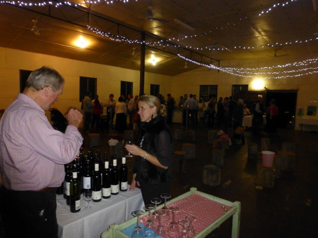 Art Exhibition and Wine Tasting
