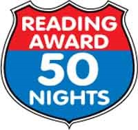 50 nights reading