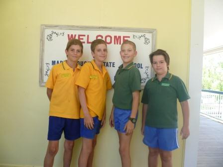 Sports Captains elected